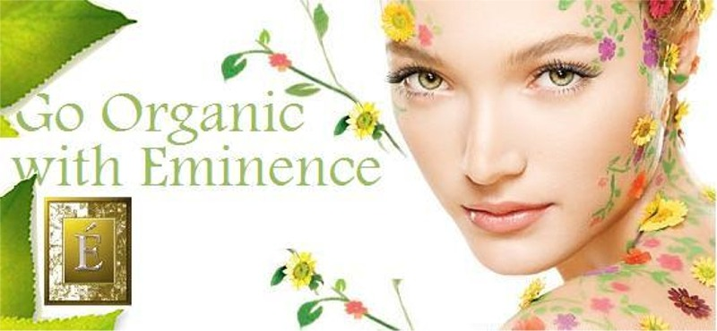 Eminence Organic Facials - composed of the freshest fruits, vegetables, herbs, flowers and exotic spices - Rose Dennigan Holistic Therapies, Westport, County Mayo, Ireland